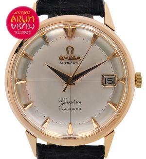 Omega Vintage 18K Gold Shop Ref. 3590/267