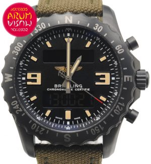 Breitling Chronospace Military Shop Ref. 4082/805