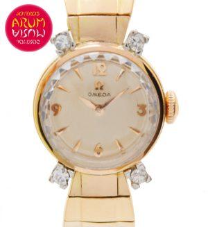 Omega Vintage 18K Gold Shop Ref. 4032/755