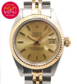 Rolex Datejust Steel & Gold Shop Ref. 4053/776