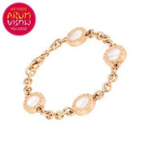 Bulgari Bracelet 18K Gold Shop Ref. RAJ992