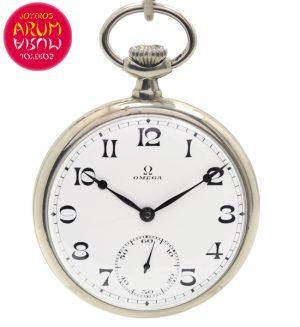 Omega Pocket Watch Shop Ref. 4185/910