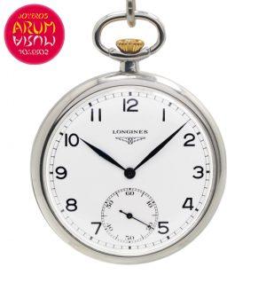 Longines Pocket Watch Shop Ref. 4203/928