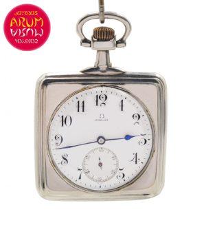 Omega Square Pocket Watch Shop Ref. 4186/911