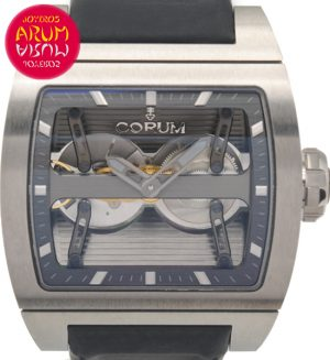 Corum TI-Bridge Dual Winder Shop Ref. 4313/1038