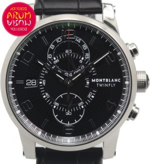 Montblanc Timewalker Twinfly Shop Ref. 4306/1031