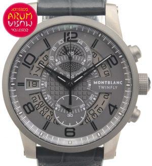 Montblanc Timewalker Twinfly Shop Ref. 4309/1034