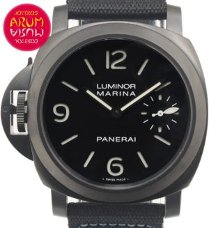 Panerai Luminor Left Handed Shop Ref. 4258/983