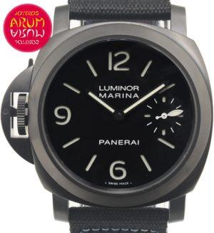 Panerai Luminor Left Handed Shop Ref. 4258/983