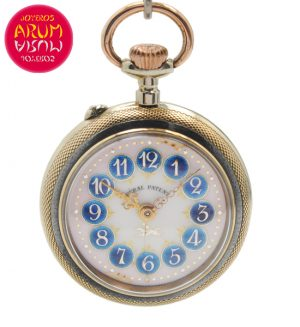 Peral Patent Pocket Watch Shop Ref. 4226/951