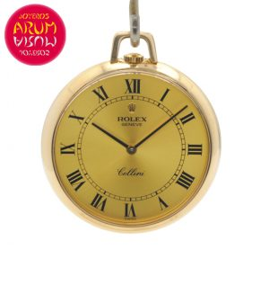 Rolex Cellini Pocket Watch Shop Ref. 4283/1003