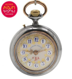 Roskopf Patent Pocket Watch Shop Ref. 4227/952