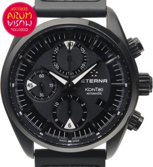 Eterna Kontiki Shop Ref. 4288/1013