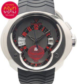 Franc Vila Universal Timezone Shop Ref. 4371/1095