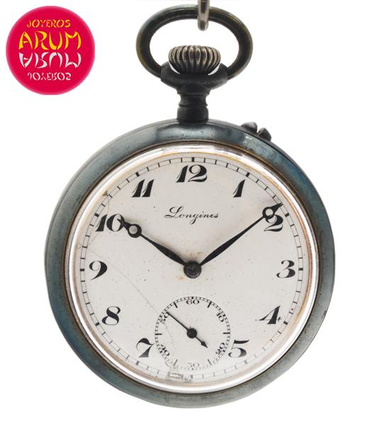 Longines Pocket Watch Shop Ref. 4201/926