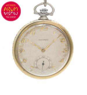 Movado Pocket Watch Shop Ref. 4233/958