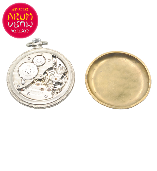 Movado Pocket Watch Shop Ref. 4233/958