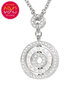 Chain and Pendant Bulgari Astrale RAJ1086