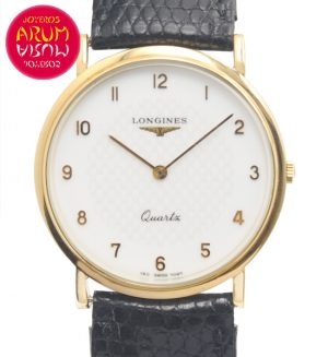 Longines Classic Gold Shop Ref. 4412/1136