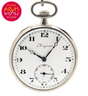 Longines Pocket Watch Shop Ref. 4263/988