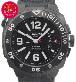 Alpina Extreme Diver Shop Ref. 4423/1147