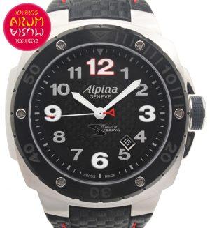 Alpina 12 Hours of Sebring Shop Ref. 4464/1188