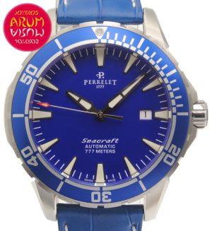 Perrelet Seacraft Shop Ref. 4465/1189