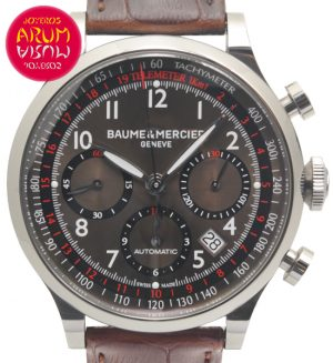 Baume & Mercier Capeland Shop Ref. 4512/1134
