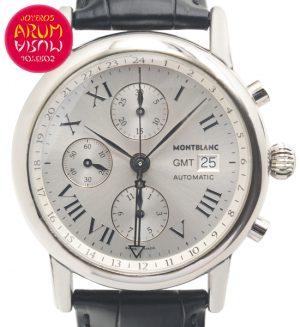 Montblanc Star GMT Shop Ref. 3905/630