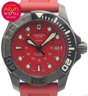 Victorinox Swiss Armi Diver Shop Ref. 4490/1113