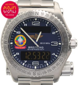 Breitling Emergency Orbit 3 Shop Ref. 4560/1182