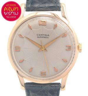 Certina Vintage Shop Ref. 4478/1201