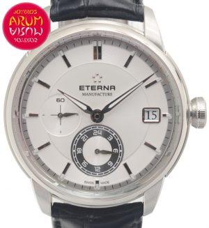 Eterna Adventic GMT Shop Ref. 4526/1148