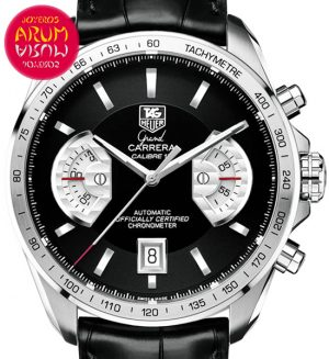 Tag Heuer Grand Carrera Shop Ref. 4542/1164