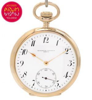 Vacheron Constantin Pocket Watch Shop Ref. 4556/1178