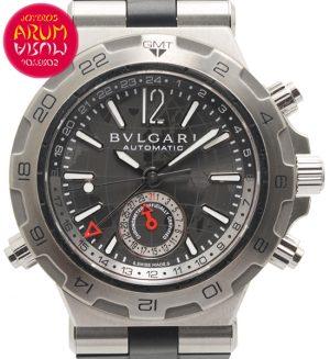 Bulgari Diagono GMT Shop Ref. 4628/1250