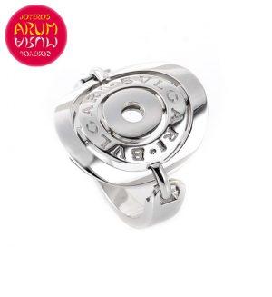 Bulgari Astrale Ring White Gold RAJ1099