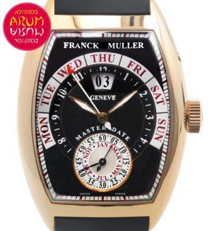 Franck Muller Master Date Shop Ref. 4603/1125