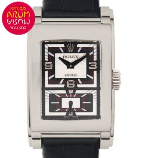 Rolex Cellini Prince Shop Ref. 4604/1126