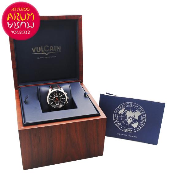 Vulcain Revolution Shop Ref. 4630/1252