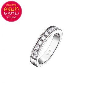 Suarez Ring White Gold with Diamonds RAJ1175