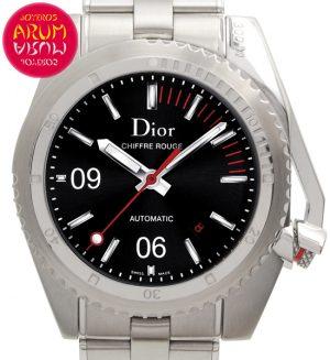 Dior Chiffre Rouge Shop Ref. 4633/1255