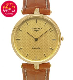 Longines Classic Gold Shop Ref. 4585/1207