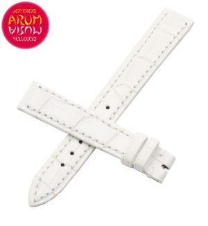 Z Audemars Piguet Strap White Croco Leather 14 - 12 RAC1142