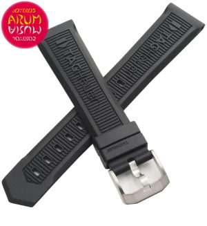 Z Tag Heuer Rubber Strap 20 mm RAC1208