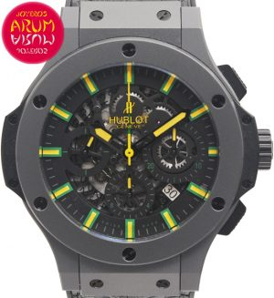 Hublot Big Bang Oscar Niemeyer Shop Ref. 2637/4