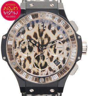 Hublot Big Bang Snow Leopard Shop Ref. 2936/3