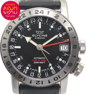 Glycine Airman Shop Ref. 4716/1338