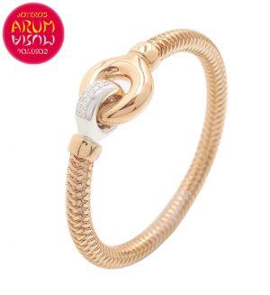 Roberto Coin Bracelet 18K Gold and Diamonds BA2439