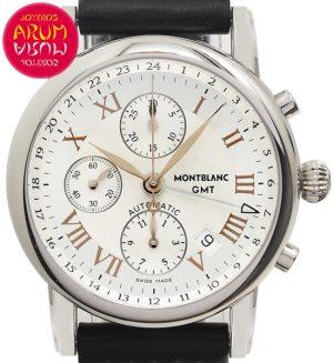 Montblanc Star GMT Shop Ref. 4765/1392